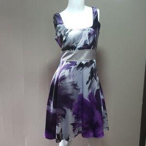 Teeze Me Dress Sz 9  Purple Dress
